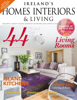 Irelands Homes Interiors Amp Living Magazine September 2016 Issue Get Your Digital Copy