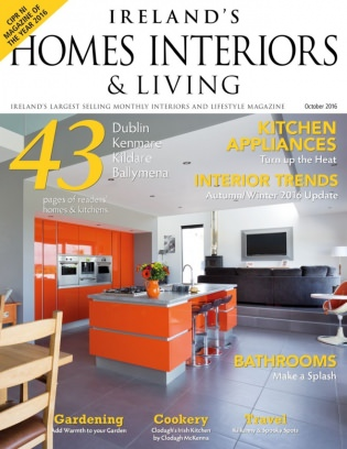 Irelands Homes Interiors Amp Living Magazine October 2016 Issue Get Your Digital Copy