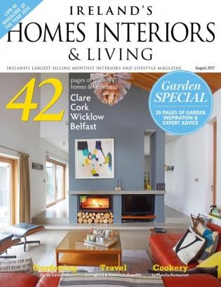 ireland s homes interiors amp living magazine august 2017 issue