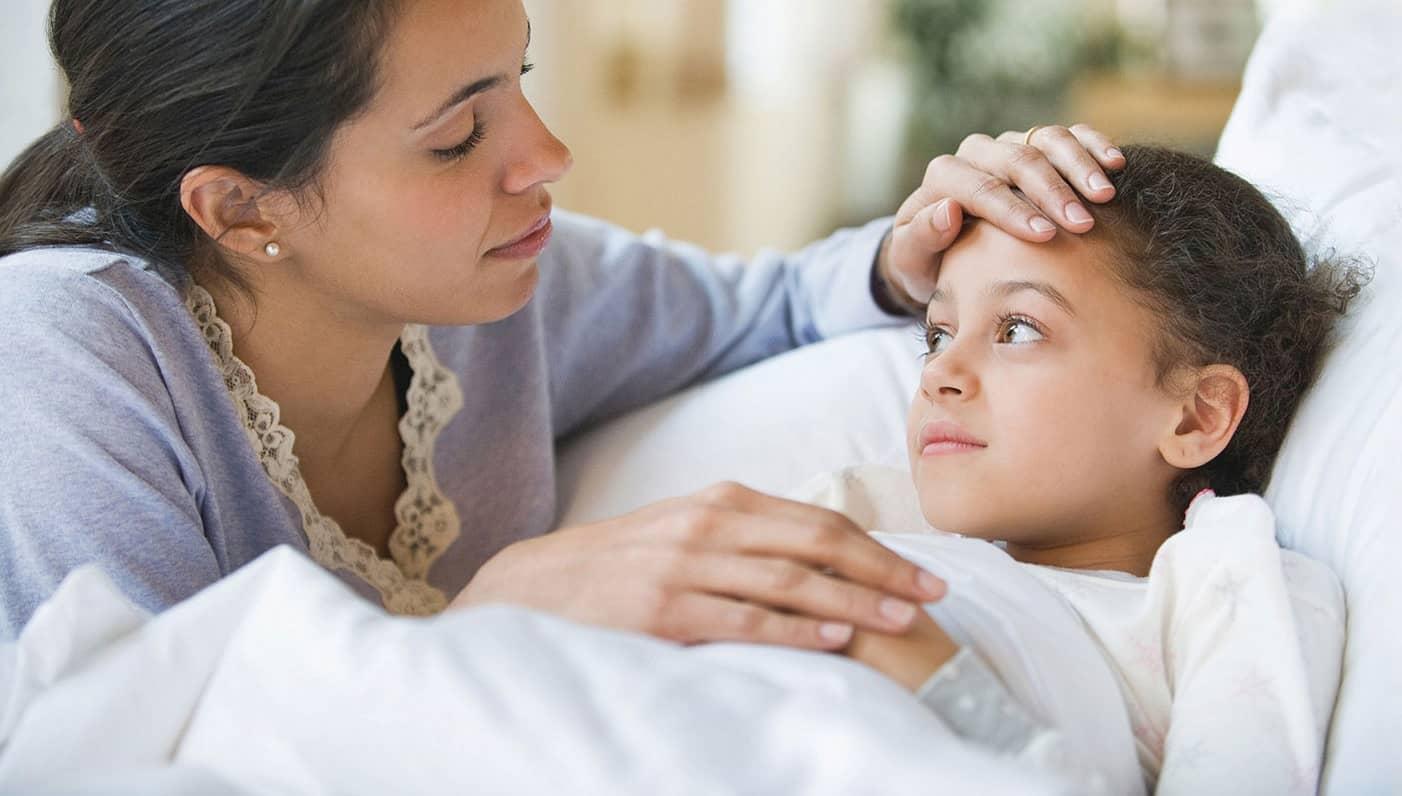 நோய்வாய்ப்பட்ட குழந்தைக்கு என்ன உணவுகள் கொடுக்கலாம்?!