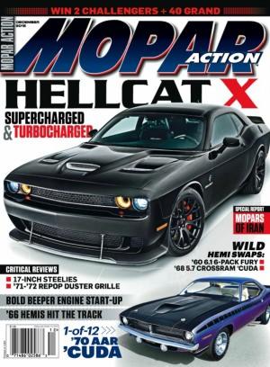 MOPAR ACTION MAGAZINE JUNE-2006 70 HEMI CUDA RAGTOP PETTYS NEW ROAD RUNNER 440