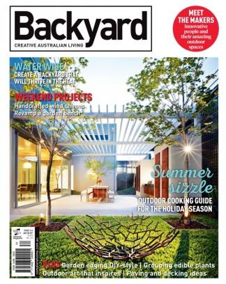 Backyard Garden Design Ideas Magazine Issue144 2016