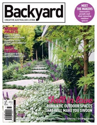 Backyard & Garden Design Ideas Magazine - Get Your Digital