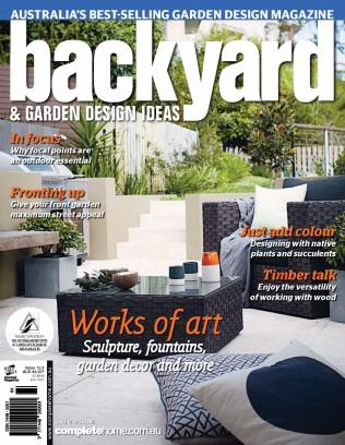 Backyard & Garden Design Ideas Magazine Issue 12.6 2015 ...
