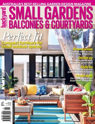 Small Gardens Balconies U0026 Courtyards Magazine - Get Your Digital Subscription