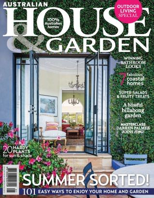 Australian House amp Garden Magazine January 2015 issue Get
