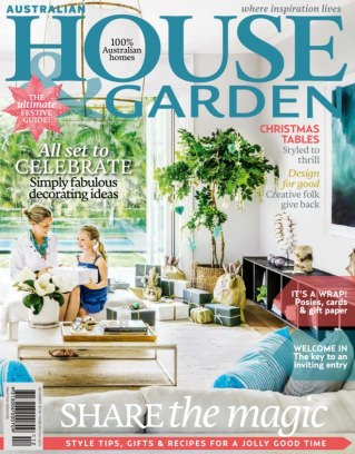 Australian House Amp Garden Magazine December 2015 Issue Get Your Digital Copy