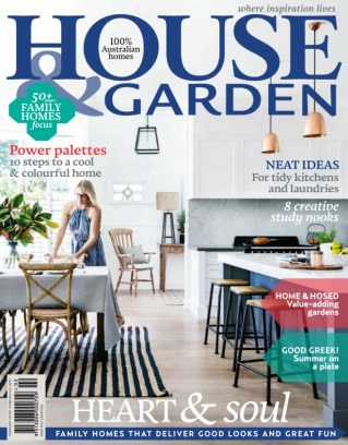 Australian House amp Garden Magazine February 2016 issue Get