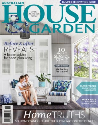 Australian House amp Garden Magazine November 2016 issue Get