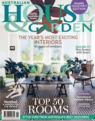 Australian House amp Garden Magazine November 2014 issue Get