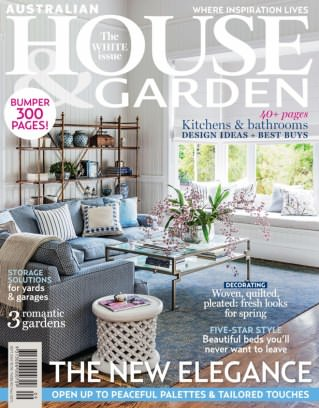 Australian House amp Garden Magazine September 2014 issue Get