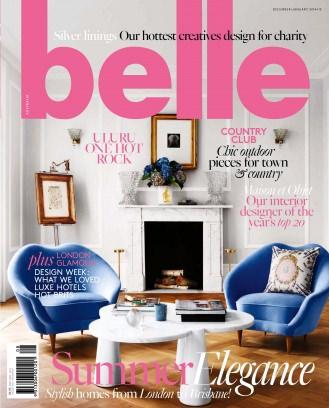 Belle Magazine December 2014
