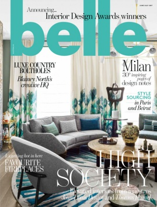 Belle Magazine June July 2017 Issue Get Your Digital Copy