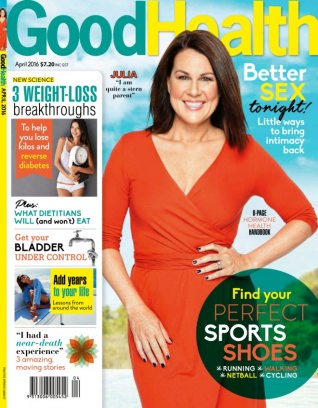 health magazine