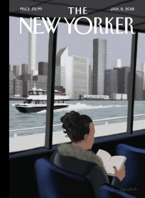 The New Yorker Magazine January 08 2018 Issue Get Your