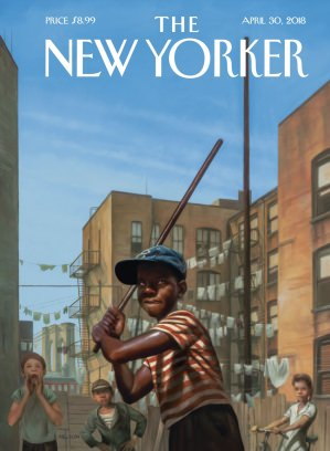 The New Yorker Magazine April 30 2018 Issue Get Your
