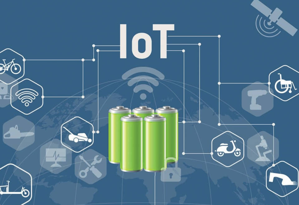 IoT ENABLED AUTOMOBILE BATTERY (IAB) FOR BUSINESS VALUE CREATION