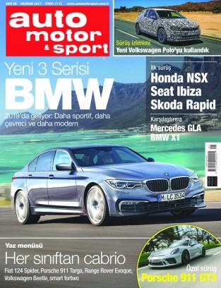 Auto motor sport Magazine Haziran 2017 issue – Get your digital copy
