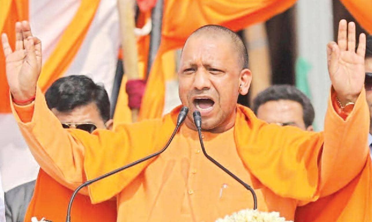 योगी के रूप में भाजपा को मिला नया'युवा-हिन्दू हृदय सम्राट'