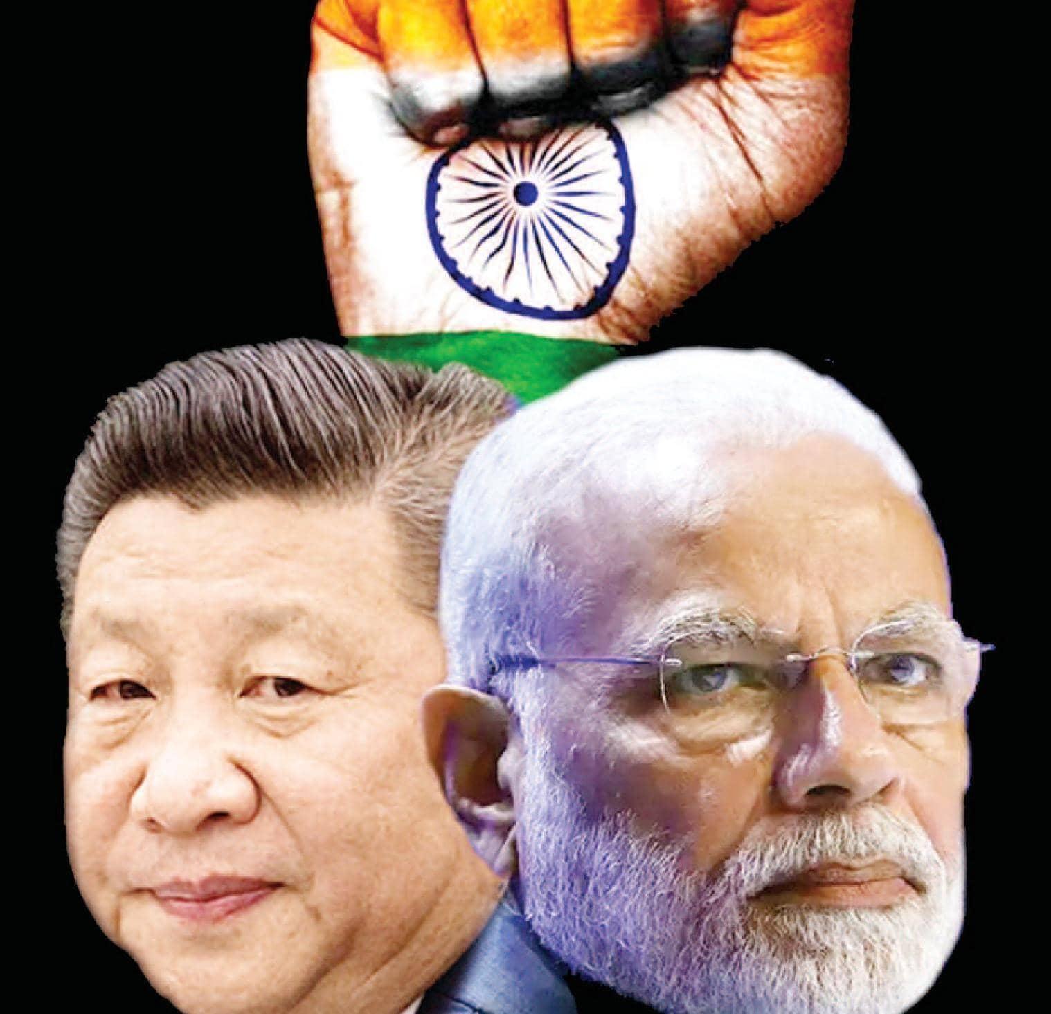दो एशियाई ताकतों का टकराव