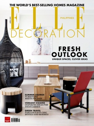 ELLE Decoration Philippines Magazine April 2015 Issue Get Your Digital Copy