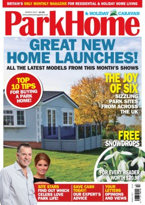 Park Homes Amp Holiday Caravan Magazine March 2017 Issue Get Your Digital Copy