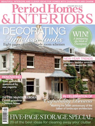Period Homes & Interiors Magazine January 2016 issue – Get ...