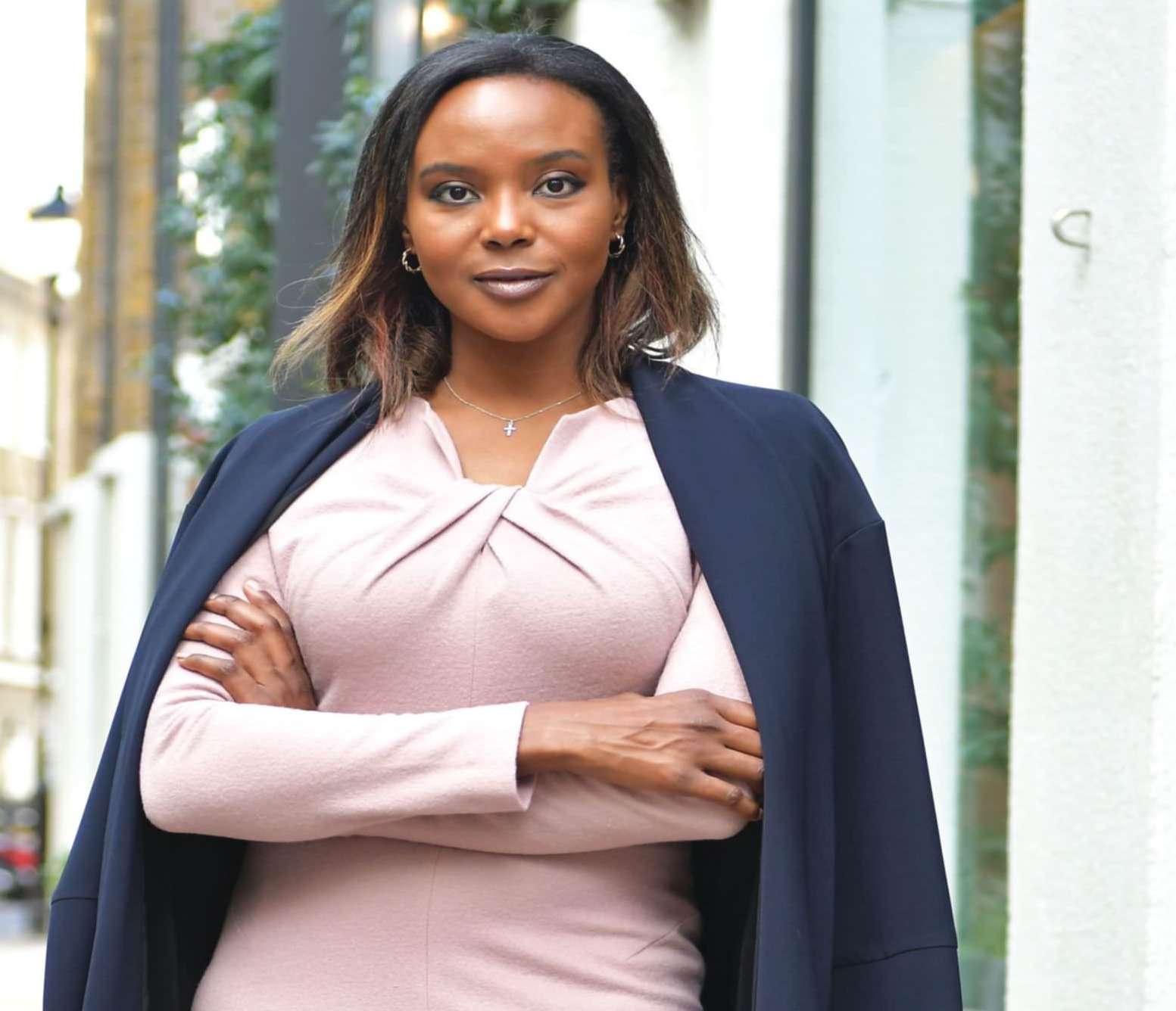 Funke Abimbola: Tenacious and Determined Woman At The Top