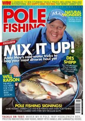 Pole fishing magazine get your digital subscription for Fishing magazine subscription