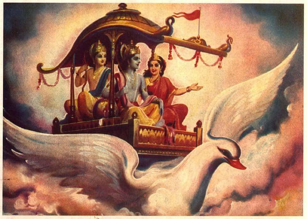 रामायण साहित्यों में विज्ञान