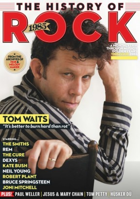 The History Of Rock Magazine March 2017 Issue Get Your