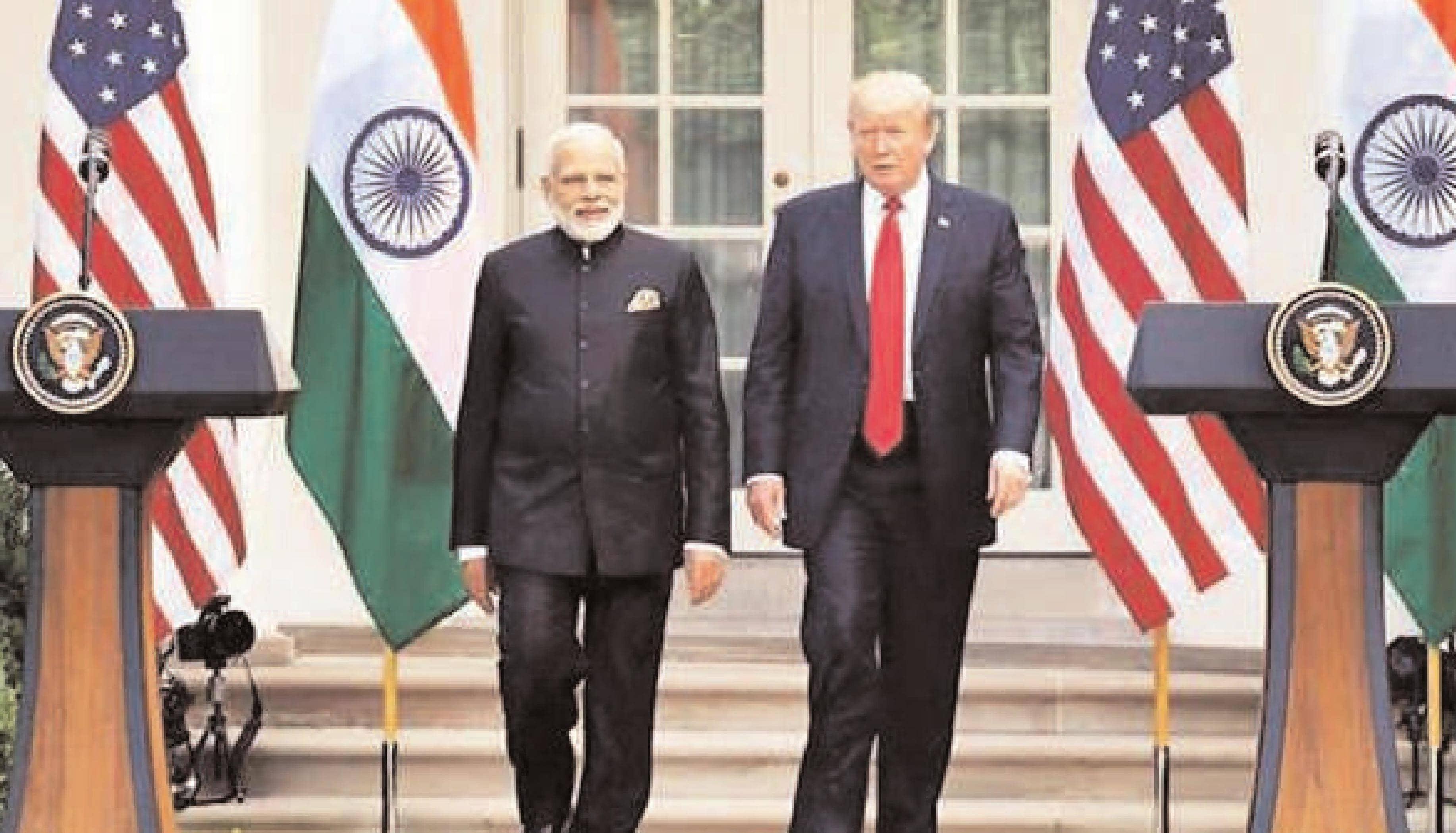 भारत-अमेरिका व्यापार तो बढ़ ही रहा है, मोदी के प्रयासों से निवेश की संभावनाएँ भी बढी