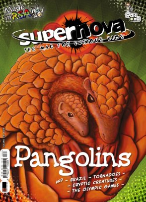 Supernova - the mag for curious kids. Vol 5, issue 6, 2016