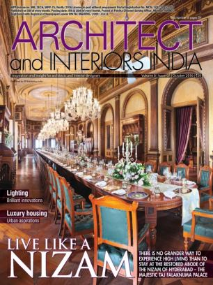 Architect And Interiors India Magazine October 2016 Issue Get Your Digital Copy