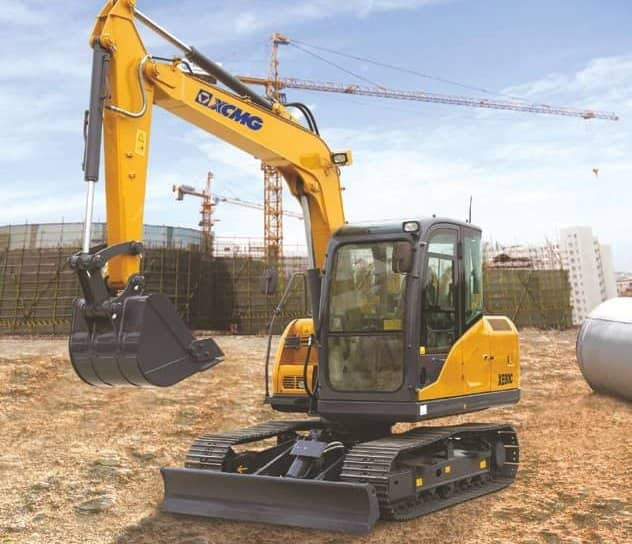 Schwing Stetter India Launches XCMG Excavator Range, Revolutionises The  Construction And Mining Industry