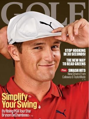 Golf Magazine - Get your Digital Subscription