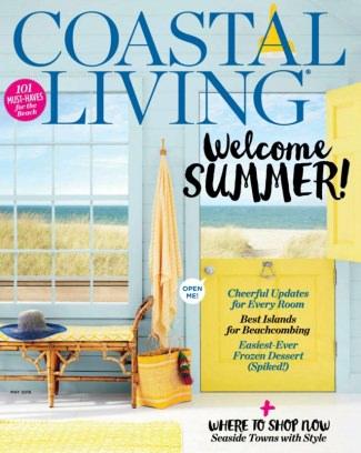 Coastal Living Magazine May 2016 Issue U2013 Get Your Digital Copy