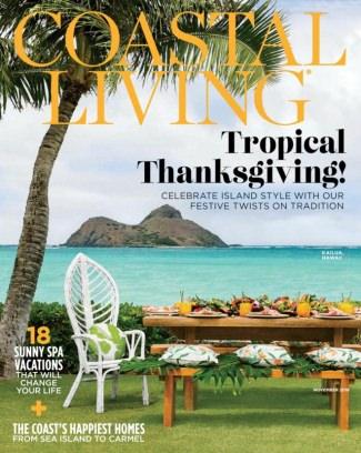 Coastal Living Magazine November 2016 Issue U2013 Get Your Digital Copy