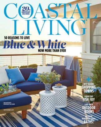 Coastal Living Magazine September 2017 Issue U2013 Get Your Digital Copy