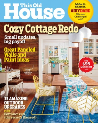 House Magazine Entrancing This Old House Magazine April 2016 Issue  Get Your Digital Copy Decorating Inspiration