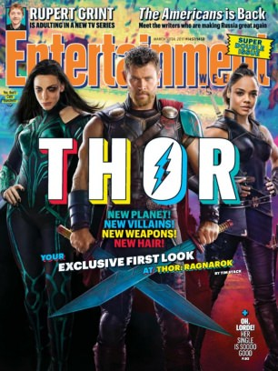 Entertainment Weekly Magazine March 17 - March 24, 2017 issue – Get your digital copy