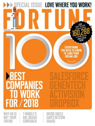 Fortune Magazine March 2018 Issue Get Your Digital Copy