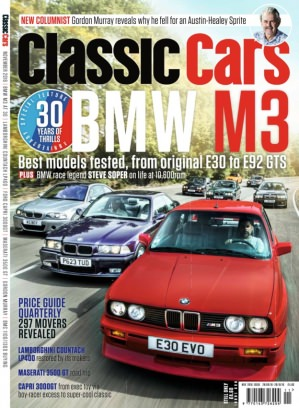 Classic Cars Magazine November Issue Get Your Digital Copy