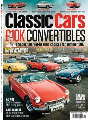 Classic Car Magazine >> Classic Cars Magazine April 2017 Issue Get Your Digital Copy
