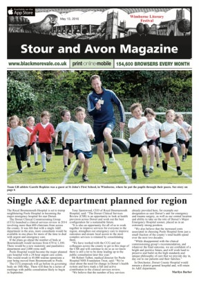 The Stour & Avon Magazine 13th May 2016 issue – Get your digital copy