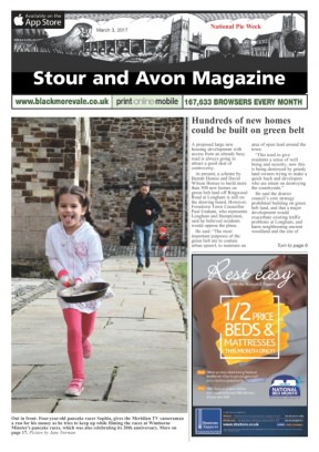 The Stour & Avon Magazine 3rd March 2017 issue – Get your digital copy