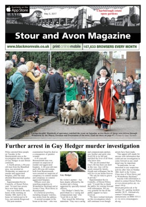 The Stour & Avon Magazine 5th May 2017 issue – Get your digital copy