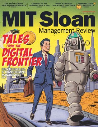 MIT Sloan Management Review partners with Magzter for digital expansion Image