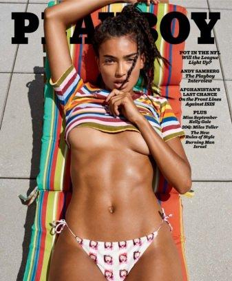Playboy magazine nue images