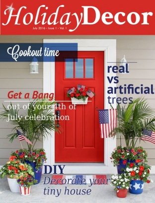 christmas home decor magazines decor magazine july 2016 issue get your digital copy 10578